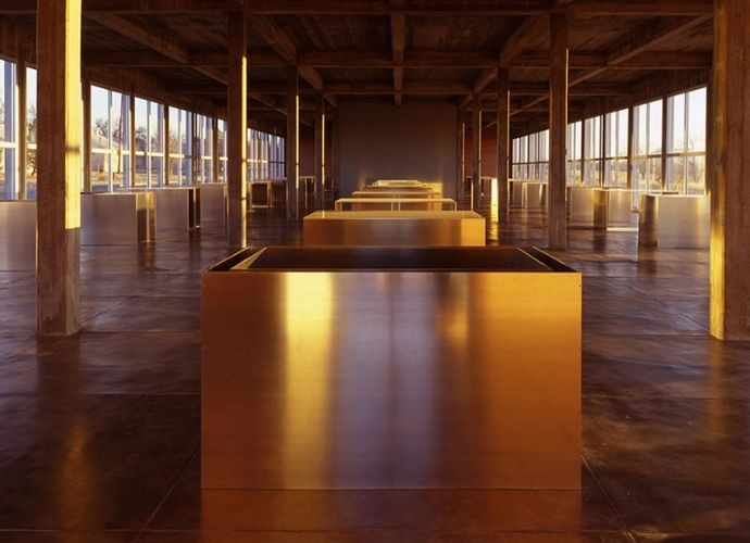Chinati Foundation - Marfa - TX